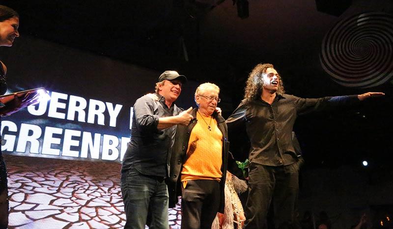 Max, Jerry & Lenny