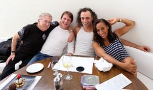 Jerry, Max, Lenny & Kathy