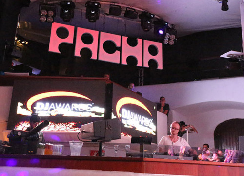 16th DJ Awards 2013 Pacha