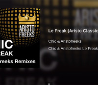 Le Freak (Aristo Classic Disco Mix)
