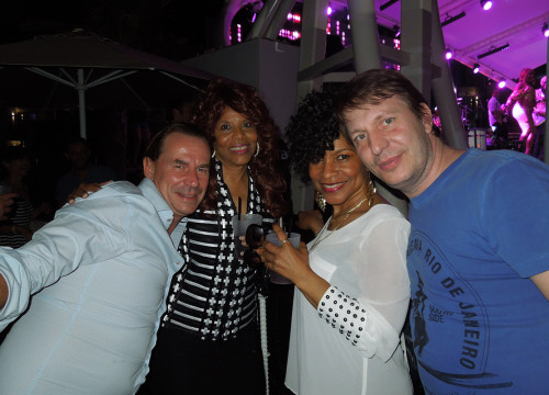 Nile Rodgers – Chic – Opening of HRH Ibiza 2014