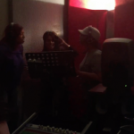 Fridays in the studio…Hot Tunes…Cool Nights!