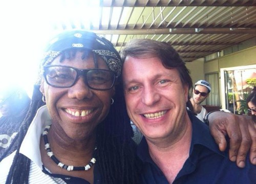 Nile Rodgers & Max