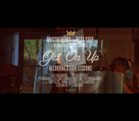 "Aristofreeks feat Next Step and special guest Kathy Sledge – ""Get On Up"" recording sessions"