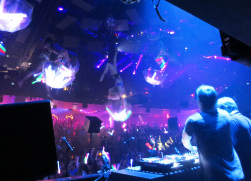 ARISTOFREEKS FEAT NEXT STEP AT LIGHT NIGHTCLUB AT MANDALAY BAY
