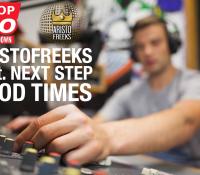 Aristofreeks on Mix 247 EDM radio